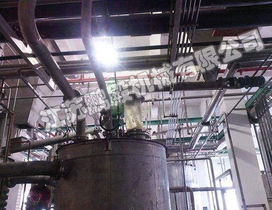 优耐德引发剂有限公司不锈钢螺旋输送机