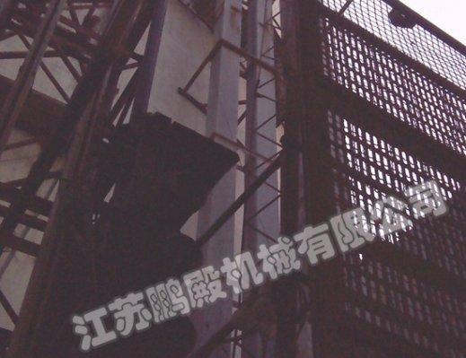 金农惠民生物技术有限公司斗式提升机95米高2台