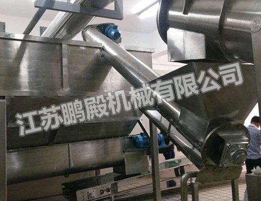 浙江管链输送机案例