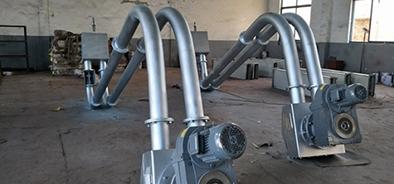 管链机厂家告诉你管式螺旋输送机的特点及技术参数